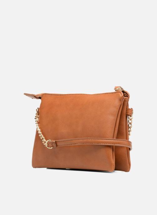 Handtaschen Georgia Rose Daphné braun ansicht von rechts