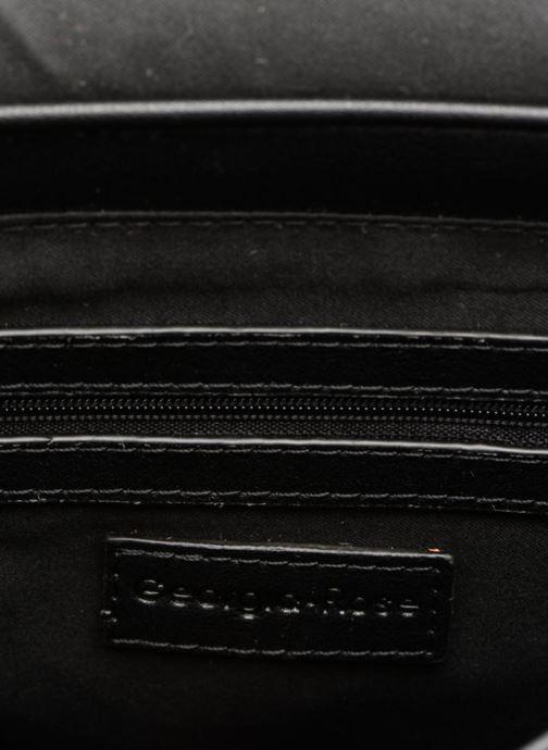 Handtassen Georgia Rose Diana Zwart achterkant