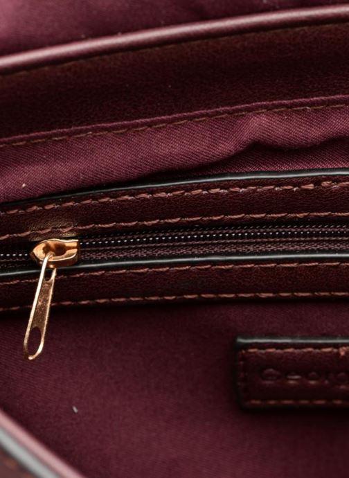Handtassen Georgia Rose Diana Bordeaux achterkant
