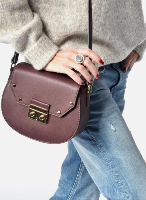 Handtassen Georgia Rose Diana Bordeaux onder