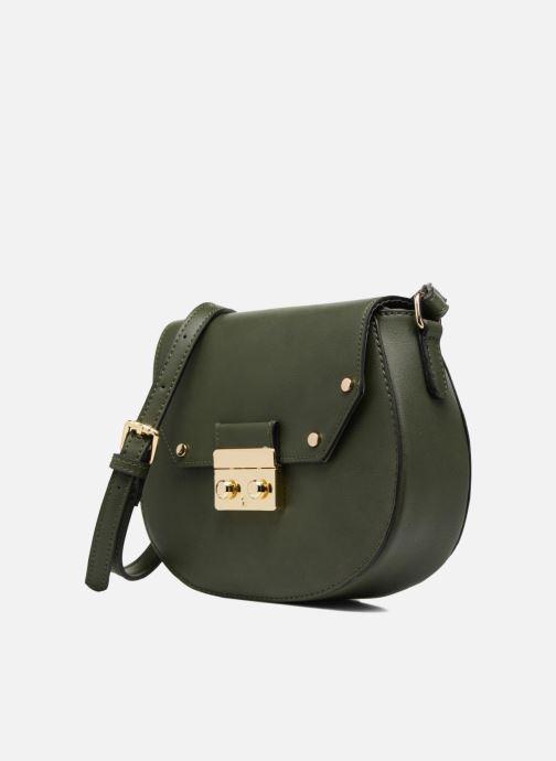 Handtaschen Georgia Rose Diana grün schuhe getragen