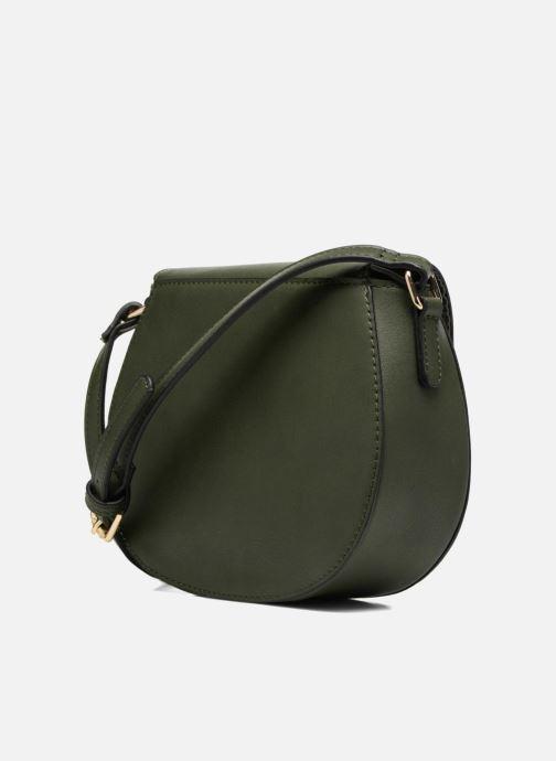 Handtaschen Georgia Rose Diana grün ansicht von rechts