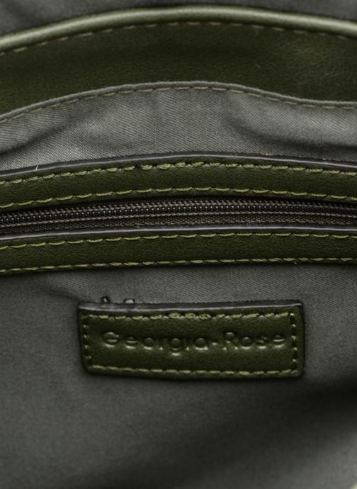Handtaschen Georgia Rose Diana grün ansicht von hinten