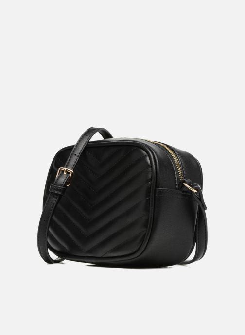 Handtaschen Georgia Rose Divine schwarz schuhe getragen