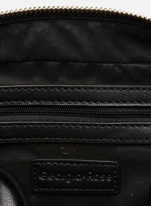 Handtaschen Georgia Rose Divine schwarz ansicht von hinten