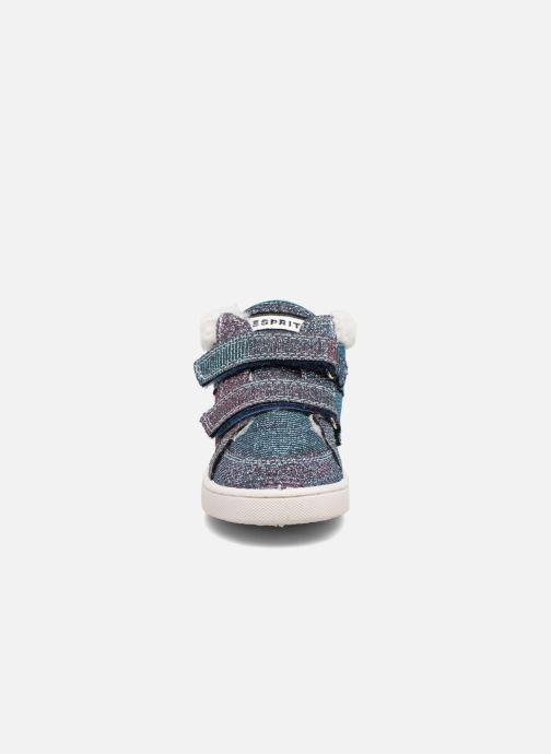 Baskets Esprit Jojo Velcro Multicolore vue portées chaussures