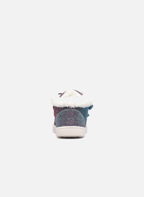 Baskets Esprit Jojo Velcro Multicolore vue droite