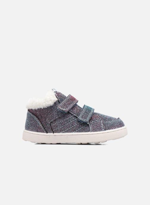 Sneakers Esprit Jojo Velcro Multicolor achterkant