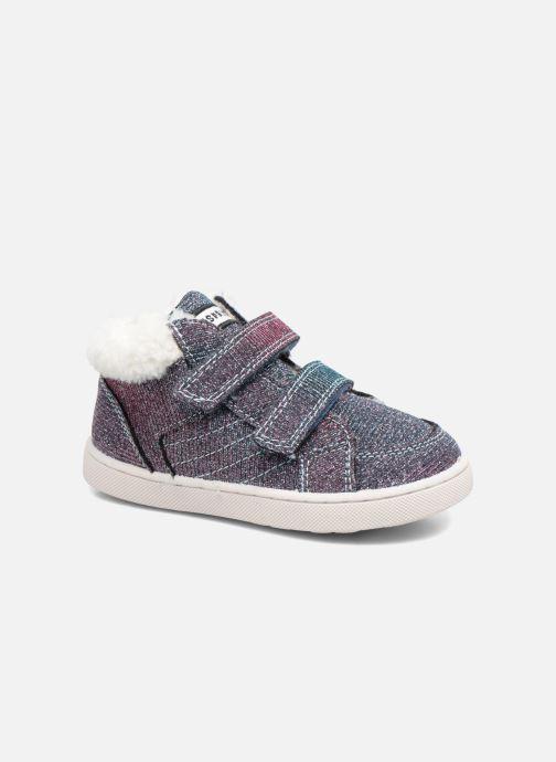 Baskets Esprit Jojo Velcro Multicolore vue détail/paire