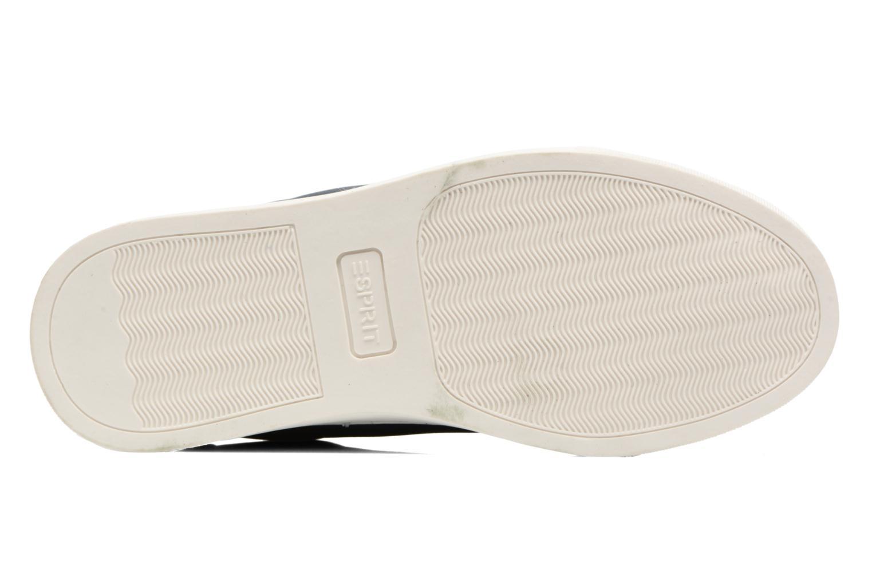 Sneaker Esprit Filou Velcro blau ansicht von oben