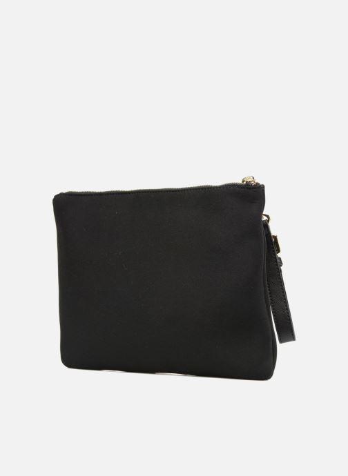 Handbags L'Aetelier Caesars NANY Pochette L Black view from the right