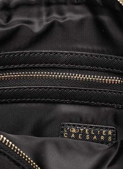 Handbags L'Aetelier Caesars NANY Pochette L Black back view