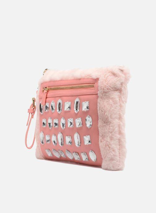 Handbags L'Aetelier Caesars NANY Pochette L Pink model view