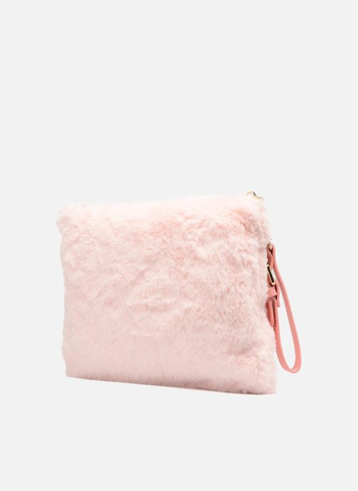 Handbags L'Aetelier Caesars NANY Pochette L Pink view from the right