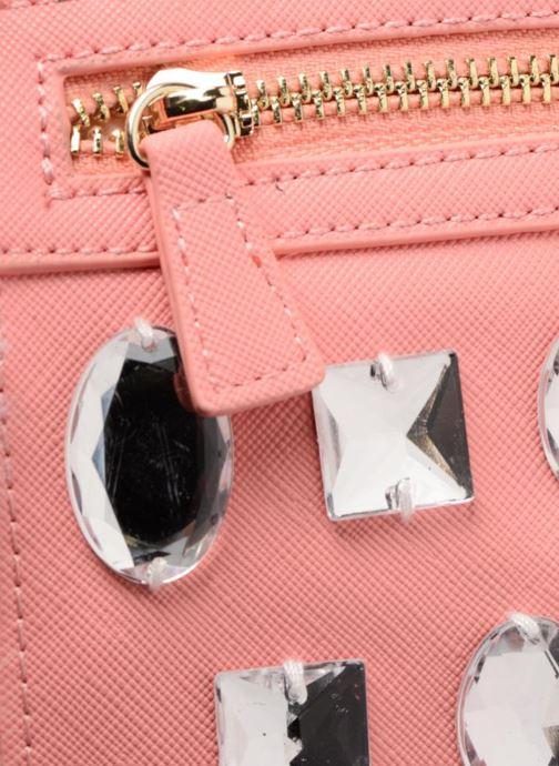 Handbags L'Aetelier Caesars NANY Pochette L Pink view from the left