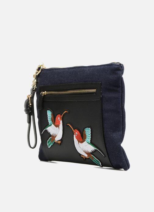 Handbags L'Aetelier Caesars NANY Pochette L Blue model view