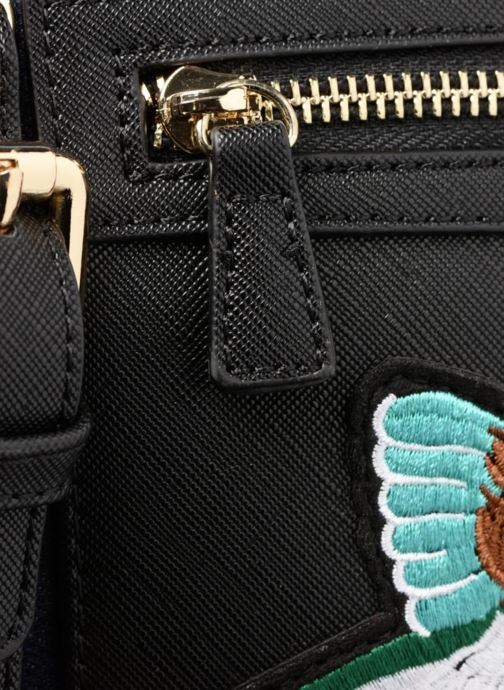 Handbags L'Aetelier Caesars NANY Pochette L Blue view from the left