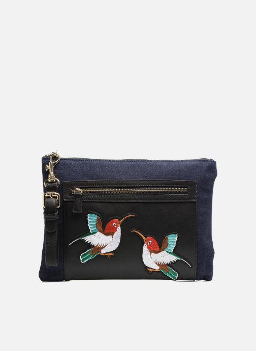 Handtassen L'Aetelier Caesars NANY Pochette L Blauw detail
