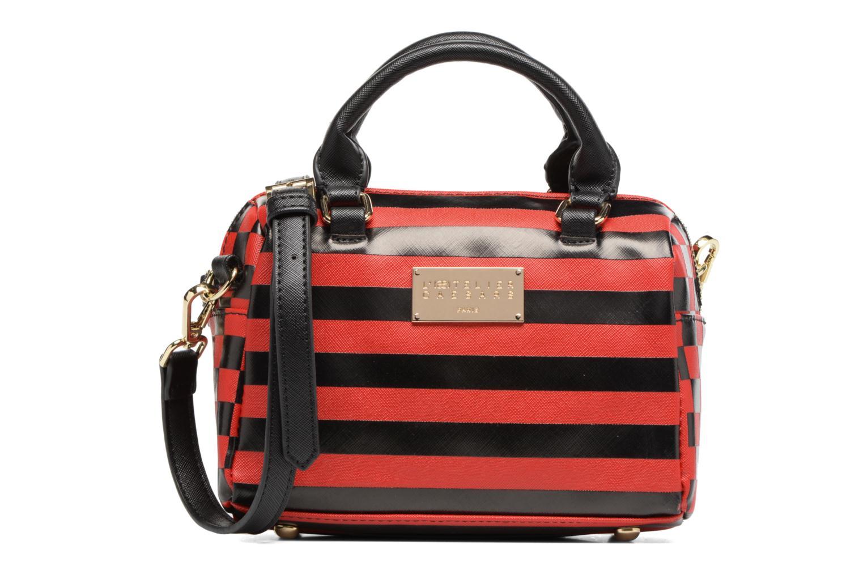L'Aetelier Rayures LOLA Bag Bowling Caesars noir rouge S aOqS68