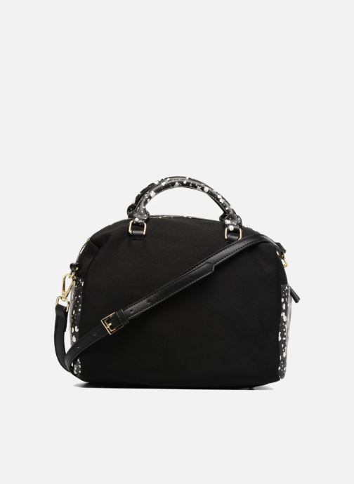 Handbags L'Aetelier Caesars LOLA Neopren Bowling Bag L Black front view