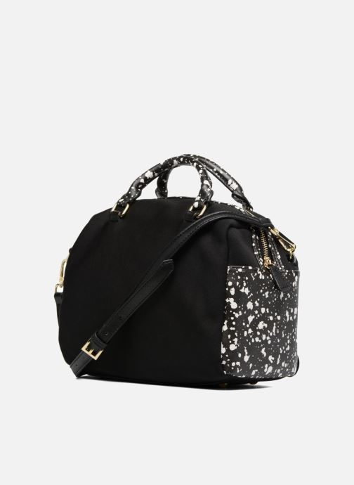 Handbags L'Aetelier Caesars LOLA Neopren Bowling Bag L Black view from the right