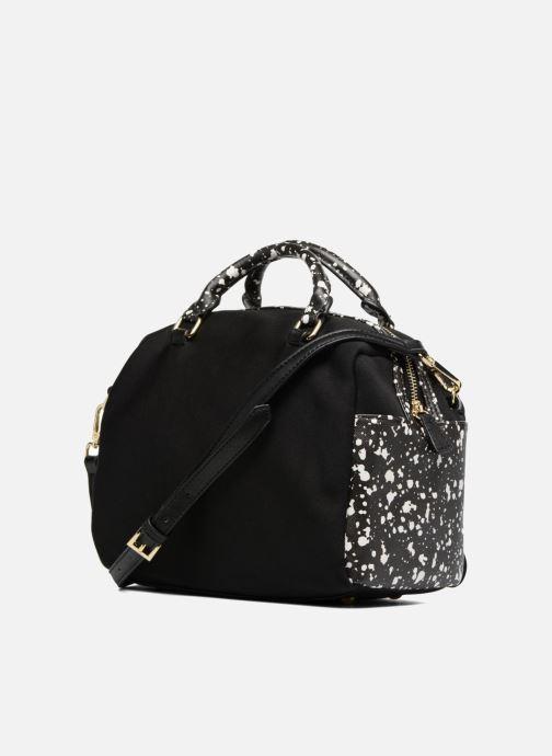 Handbags L'Aetelier Caesars LOLA Neopren Bowling Bag L Black view from the right