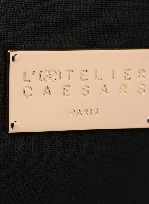 Borse L'Aetelier Caesars LOLA Neopren Bowling Bag L Nero immagine sinistra