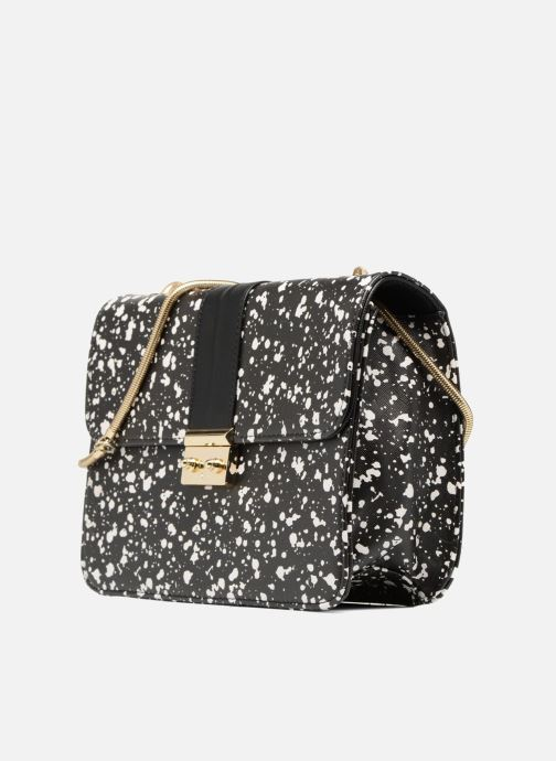 Handbags L'Aetelier Caesars CATY Shoulder bag L Black model view