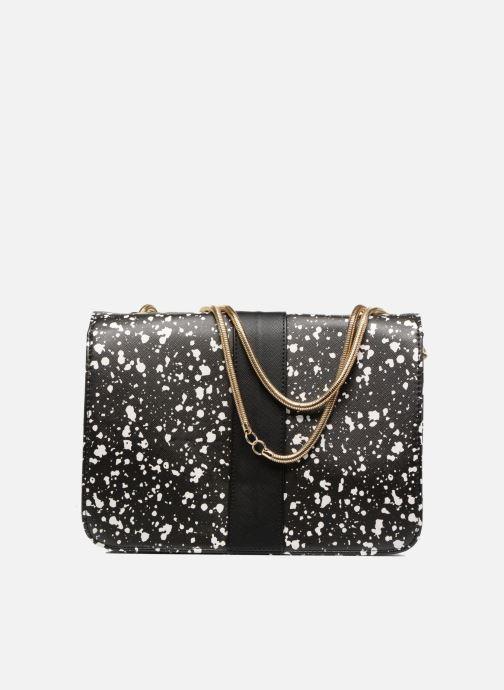 Handbags L'Aetelier Caesars CATY Shoulder bag L Black front view