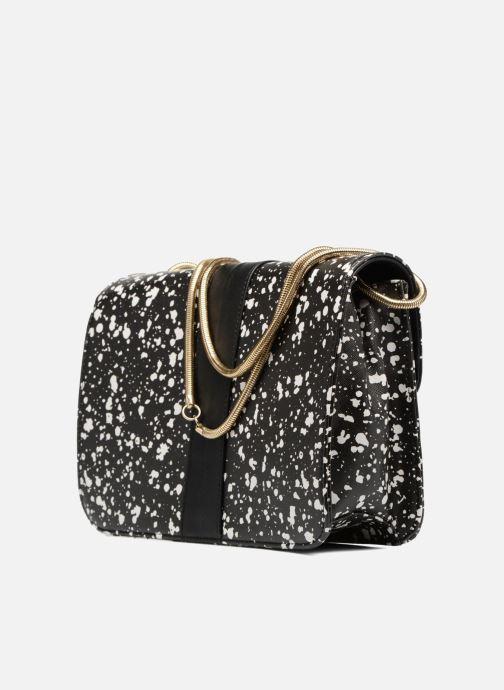 Handtassen L'Aetelier Caesars CATY Shoulder bag L Zwart rechts
