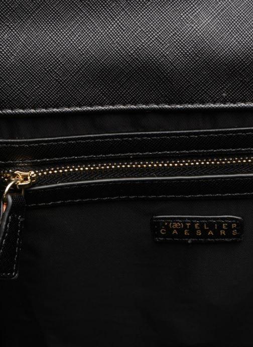 Handbags L'Aetelier Caesars CATY Shoulder bag L Black back view