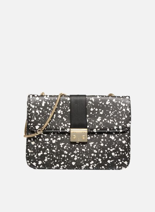 Handtassen L'Aetelier Caesars CATY Shoulder bag L Zwart detail