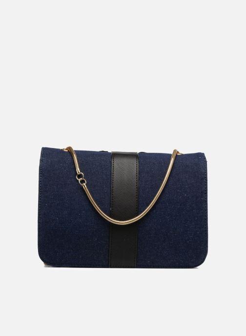 Handbags L'Aetelier Caesars CATY Shoulder bag L Blue front view