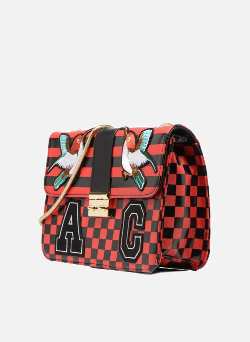 Handbags L'Aetelier Caesars CATY Shoulder bag L Red model view