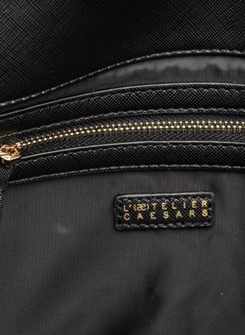 Handbags L'Aetelier Caesars CATY Shoulder bag L Red back view