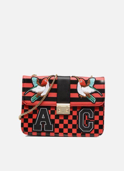 Sacs à main L'Aetelier Caesars CATY Shoulder bag L Rouge vue détail/paire