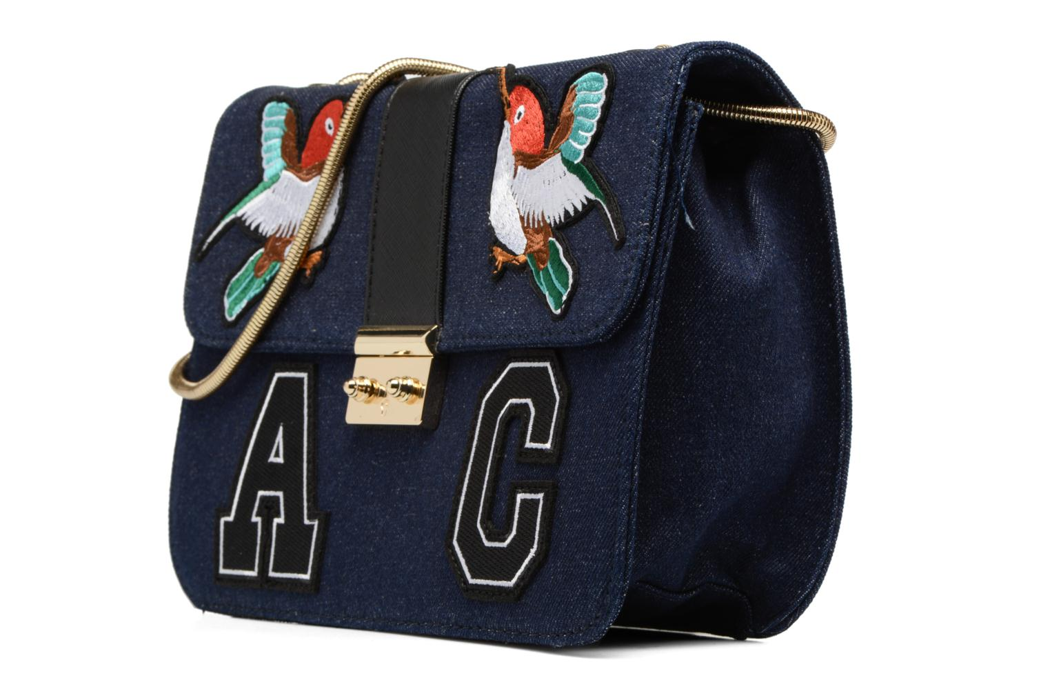 Jeans Shoulder bag L Patch L'Aetelier CATY Caesars avwqx1XE8