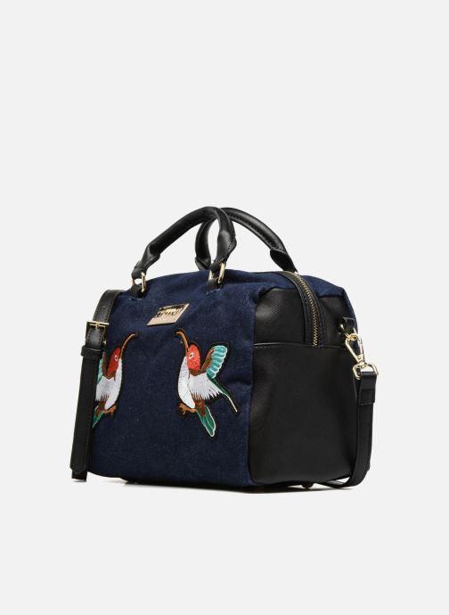 Handbags L'Aetelier Caesars LOLA Bowling Bag L Blue model view