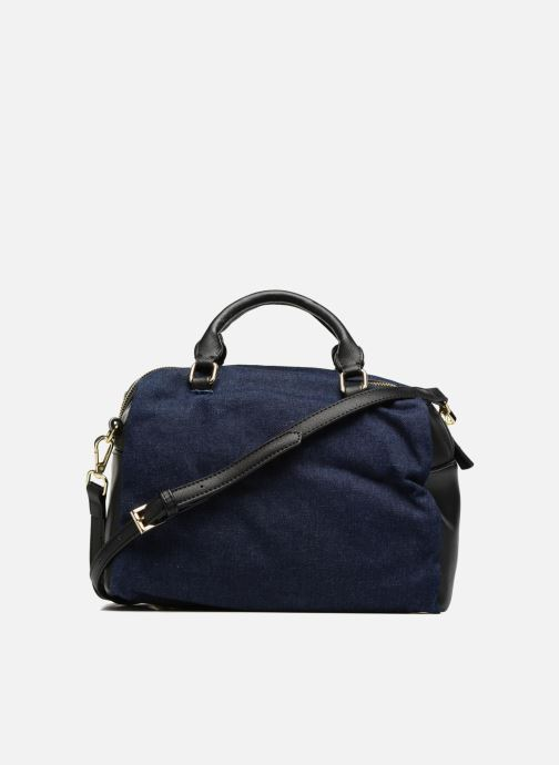 Handbags L'Aetelier Caesars LOLA Bowling Bag L Blue front view