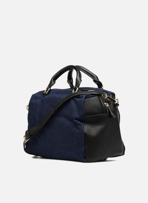 Handbags L'Aetelier Caesars LOLA Bowling Bag L Blue view from the right