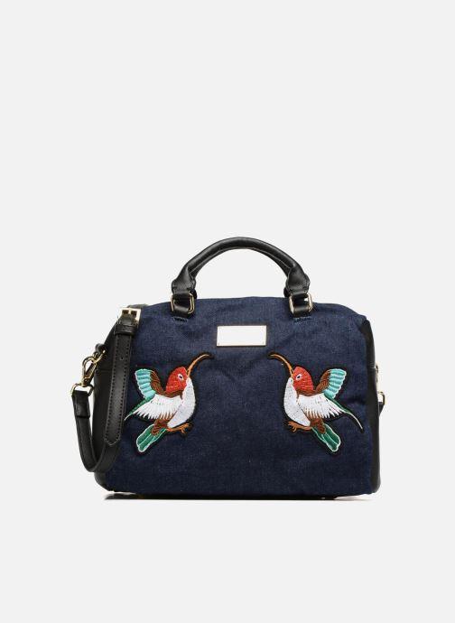 Handbags L'Aetelier Caesars LOLA Bowling Bag L Blue detailed view/ Pair view