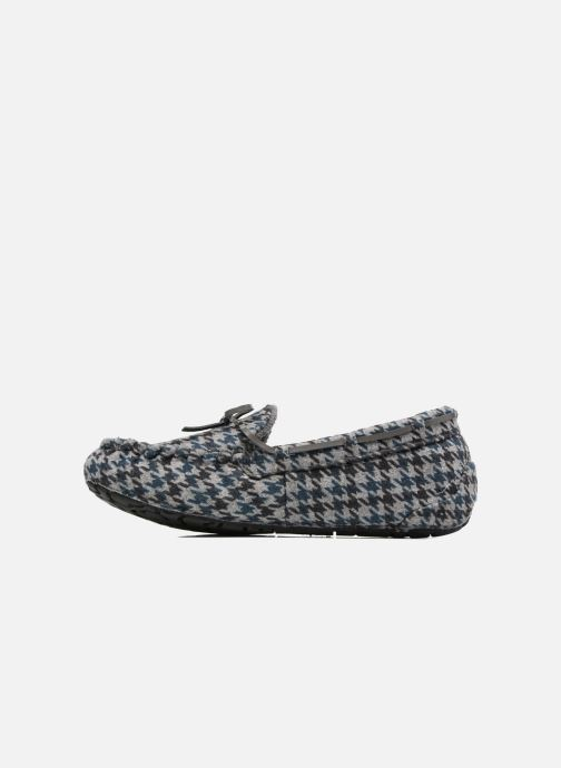Chaussons Ruby Brown Sherlock Gris vue face