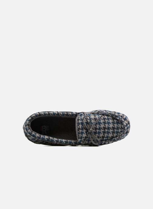 Pantofole Ruby Brown Sherlock Grigio immagine sinistra