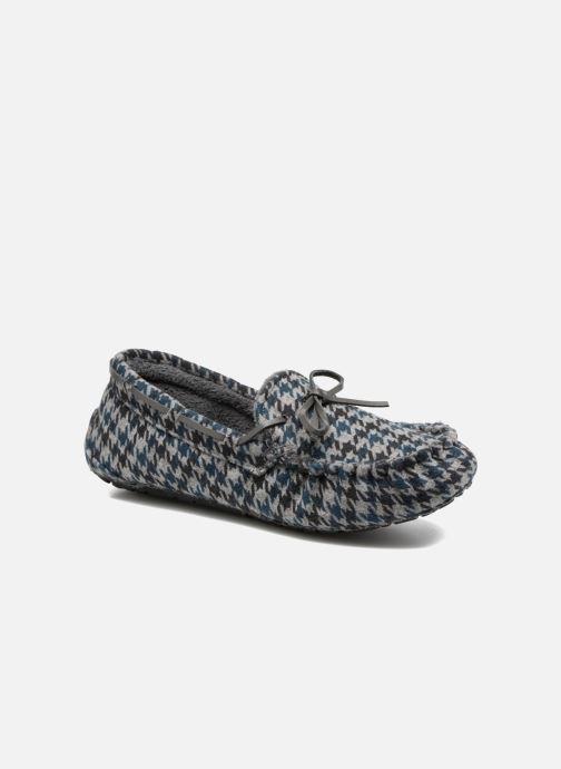 Pantofole Ruby Brown Sherlock Grigio vedi dettaglio/paio