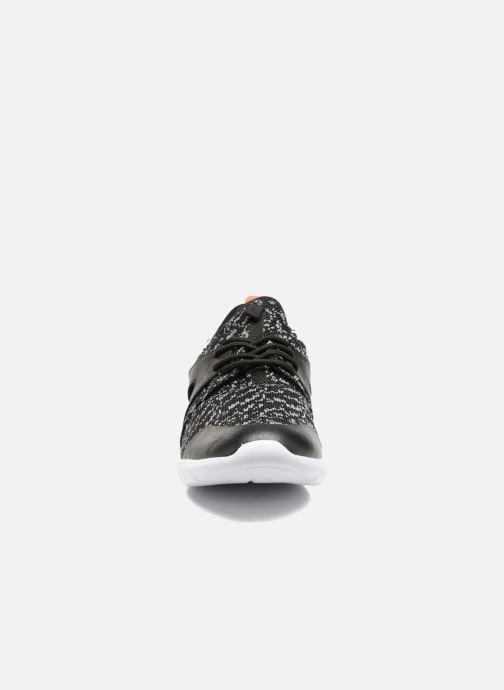 Baskets ONLY Sumba mix sneaker Noir vue portées chaussures