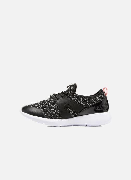 Baskets ONLY Sumba mix sneaker Noir vue face