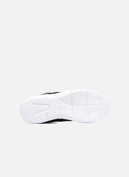 Baskets ONLY Sumba mix sneaker Noir vue haut