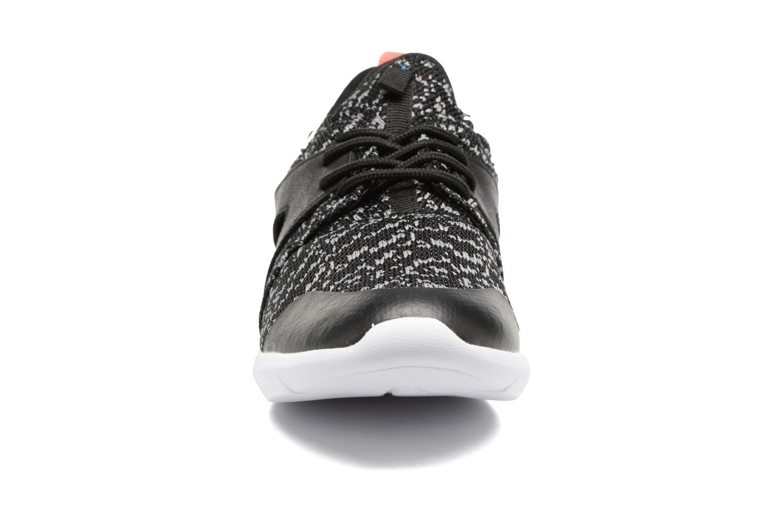 Deportivas ONLY Sumba mix sneaker Negro vista del modelo