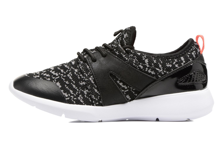 Deportivas ONLY Sumba mix sneaker Negro vista de frente
