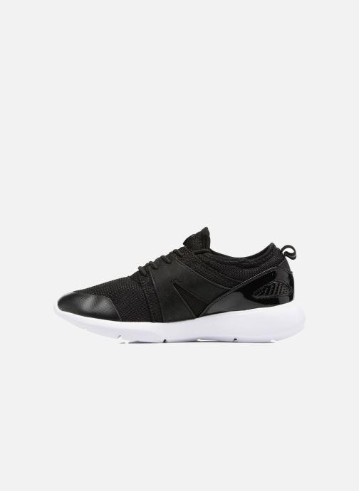 Baskets ONLY Sumba plain sneaker Noir vue face